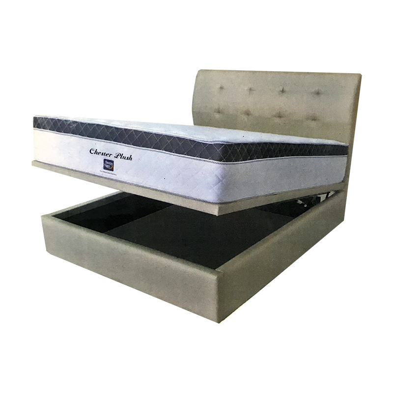 Max Coil Storage Bed Frame